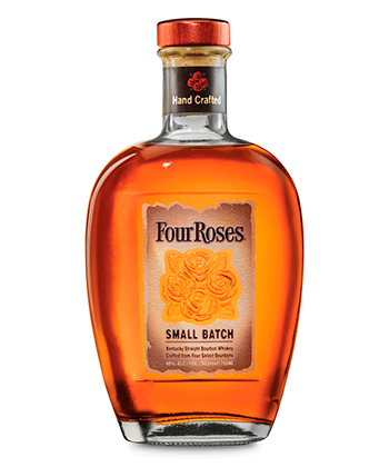 Four Roses Small Batch is one of the 30 best bourbons of 2020.