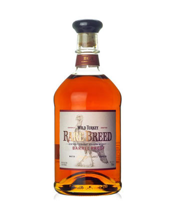 Wild Turkey Rare Breed is one of the 30 best bourbons of 2020.