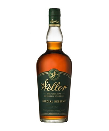 W.L. Weller Reserve is one of the 30 best bourbons of 2020.