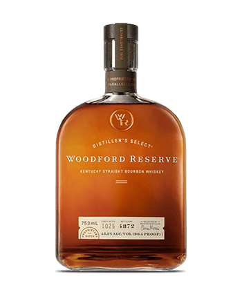 Woodford Reserve Distiller's Select is one of the 30 best bourbons of 2020.