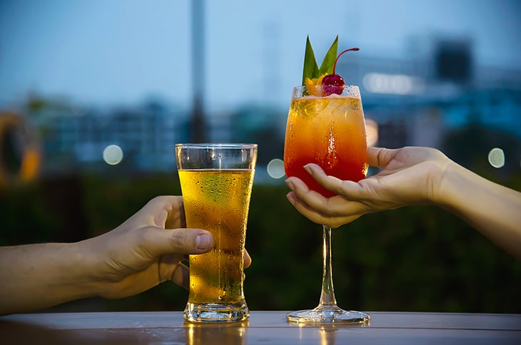 4 Beer Cocktails for Your Summer Parties