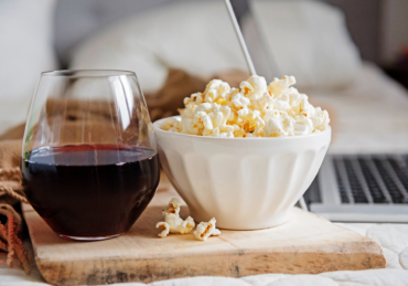 How to Pair Wine with Your Quarantine Snacks