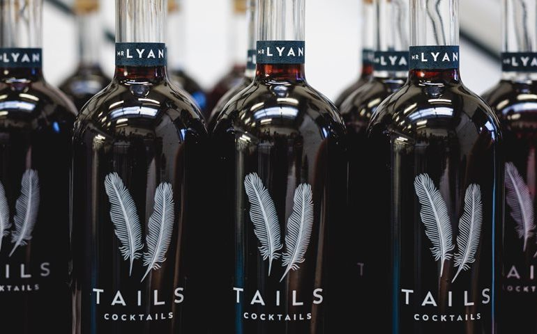 Tails Cocktails and Mr Lyan collaborate to create VE Day cocktail