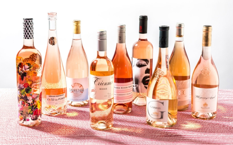 10 Brilliant Rosés for Under 5000 Naira