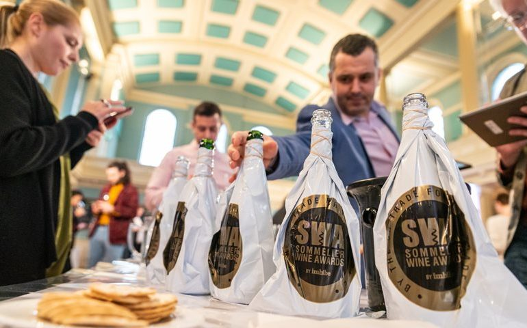 Results Announced for the 2020 Sommelier Wine Awards