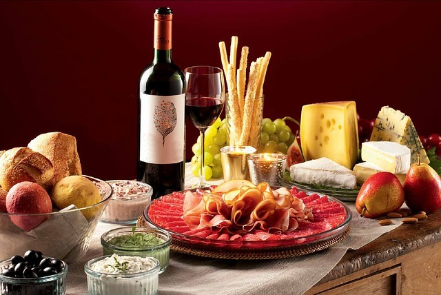 Rules For Pairing Wines With Foods