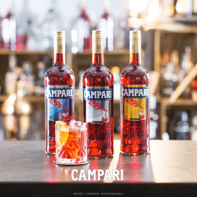 Campari's Amsterdam Move Could Be Back on the Cards