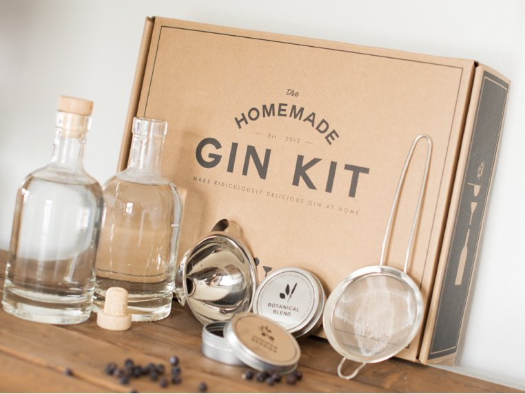 This Is the Easy Way to Make Gin at Home