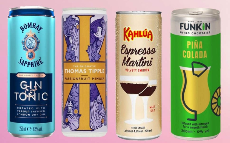 14 of the Best Canned Cocktails for Summer 2020
