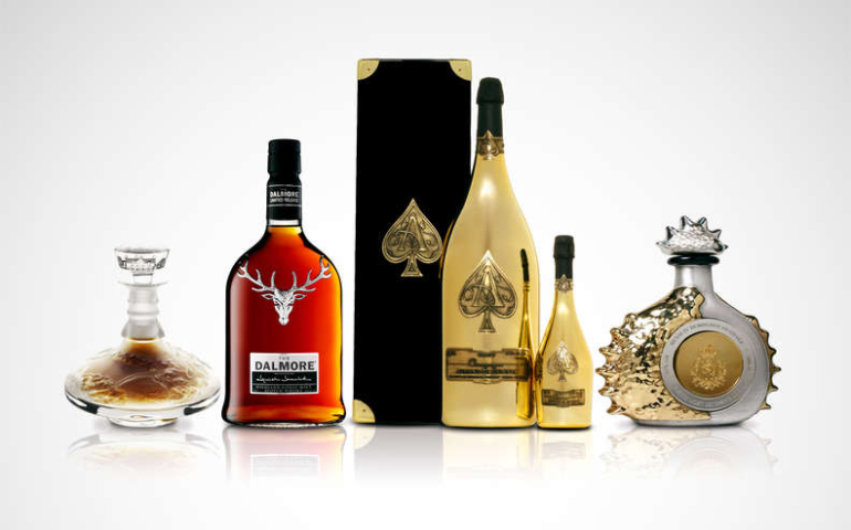 The World's 8 Most Expensive Liquors