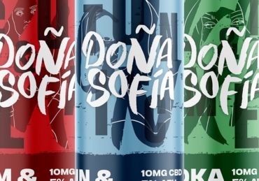 Top Beverages to Launch New Cbd-infused Rtd Cocktail Range, Doña Sofía