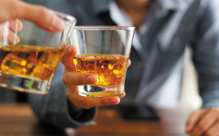 Top-10 Alcohol-Drinking Countries in Africa
