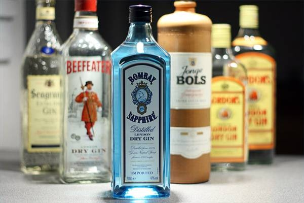 The World's Best-selling Gin Brands Right Now