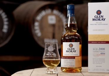 Glen Moray Unveils Madeira Cask Whisky