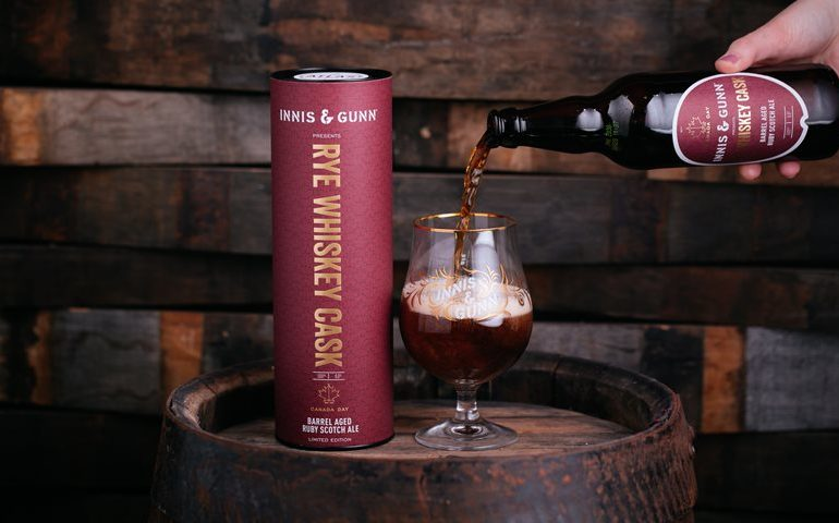 Innis & Gunn Launches New Limited Editions With Some Profits Going to the Care Workers' Charity
