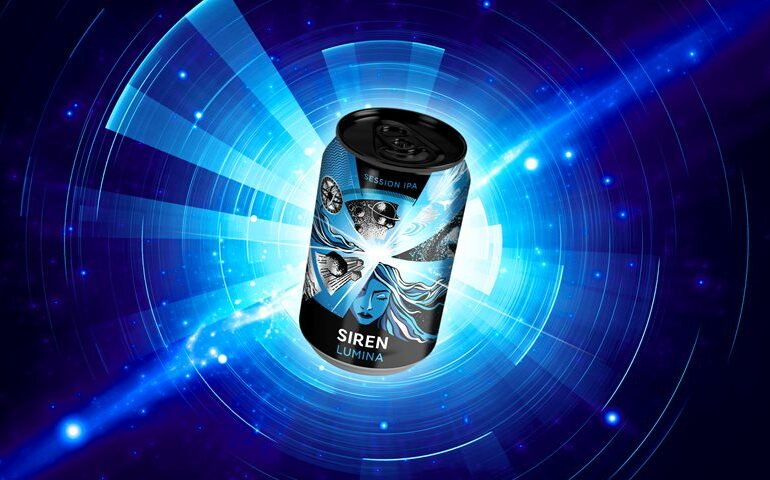 Siren Craft Brew launches Lumina Session IPA