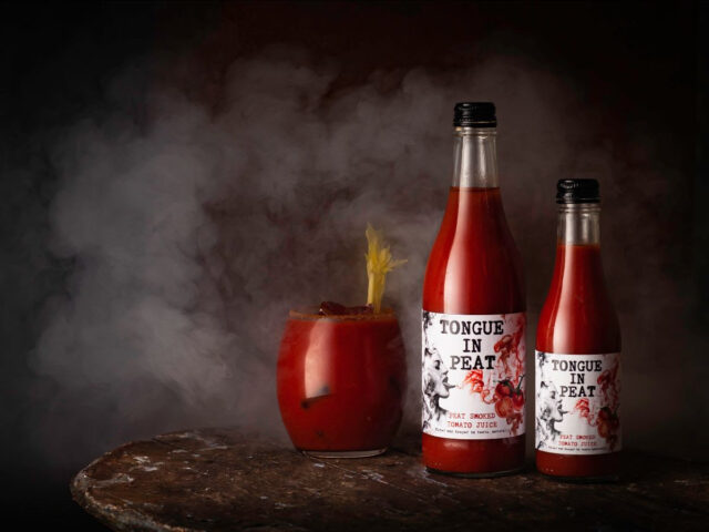 Drinks Start-up Launches 'world's First' Peated Tomato Juice