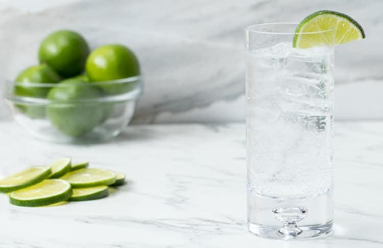 How To Make Vodka Soda