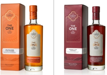 The Lakes Distillery Unveils New Vino De Naranja and Sherry Cask-finished Whiskies
