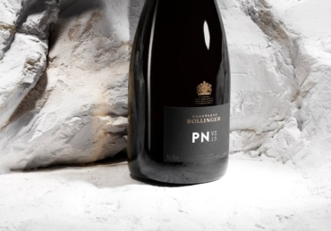 Champagne Bollinger Unveils New Blanc De Noirs, Bollinger Pn Vz15