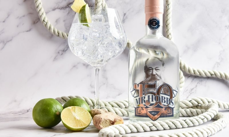 Mr Hobbs 150 Gin Soon to Launch