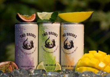 Two Brooks Hard Seltzer Launches 3 New Flavors