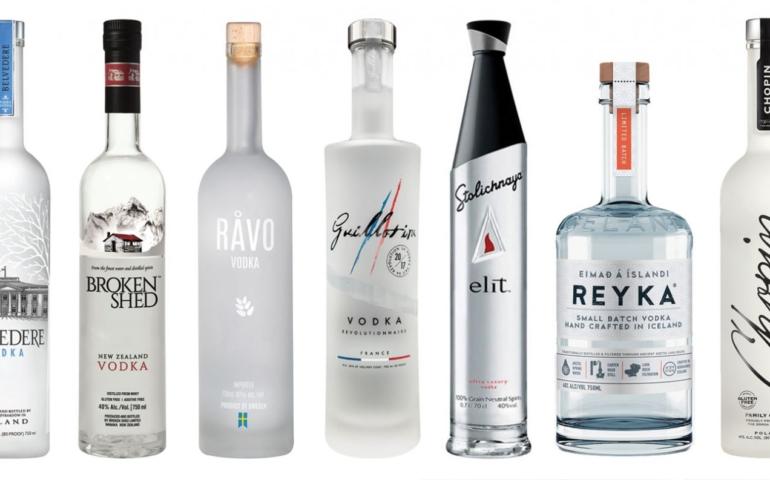 10 Popular Brands of Premium Vodka In Nigeria