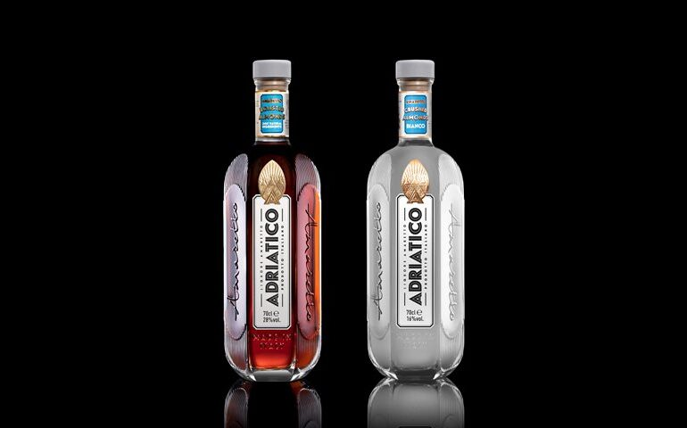 Amaretto Adriatico Liqueurs to Launch in Uk Exclusively With Sip and Savour