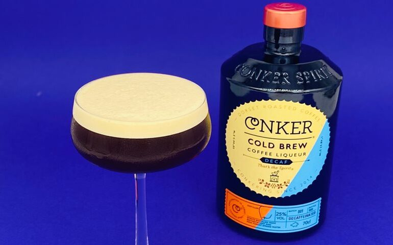 Cotswolds Conker Spirit Launches a Decaf Cold Coffee Liqueur