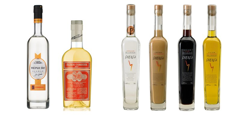 Instil Takes on Quenza and Combier Liqueurs