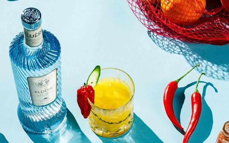 Fluère Spirito Non Alcolico Adds Mezcal Alternative to No-abv Range