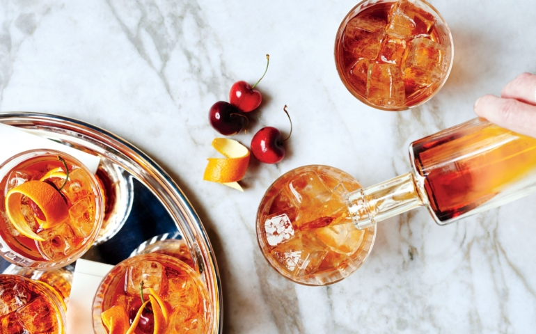 Nine Spicy Cocktail Recipes for Summer