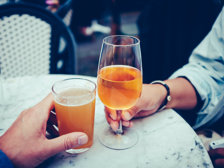 8 Alcohol Drinking Habit That Can Boost Your Health