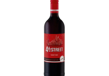 Wine Review:  4th Street Sweet Red