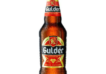 What is Gulder Lager Beer