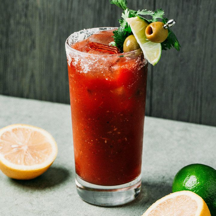 Bloody Mary Essentials