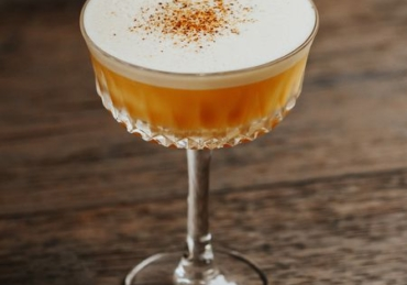 Great Pumpkin Cocktail