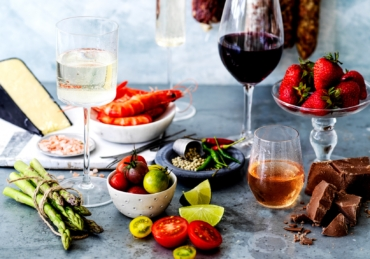 The Basics: Wine and Food Pairing Guide