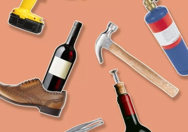 No Corkscrew? Here Are 6 Unconventional Ways to Open a Wine Bottle